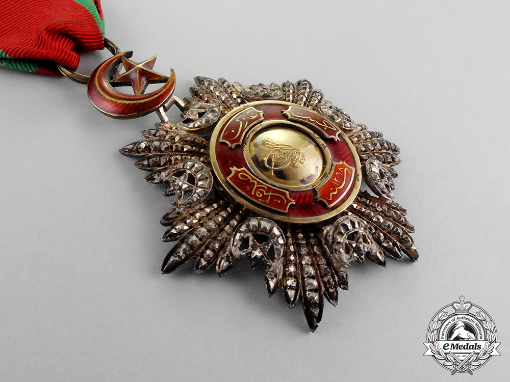 Turkey, Ottoman Empire. An Order of Medjidie, 5th Class Knight, c.1851