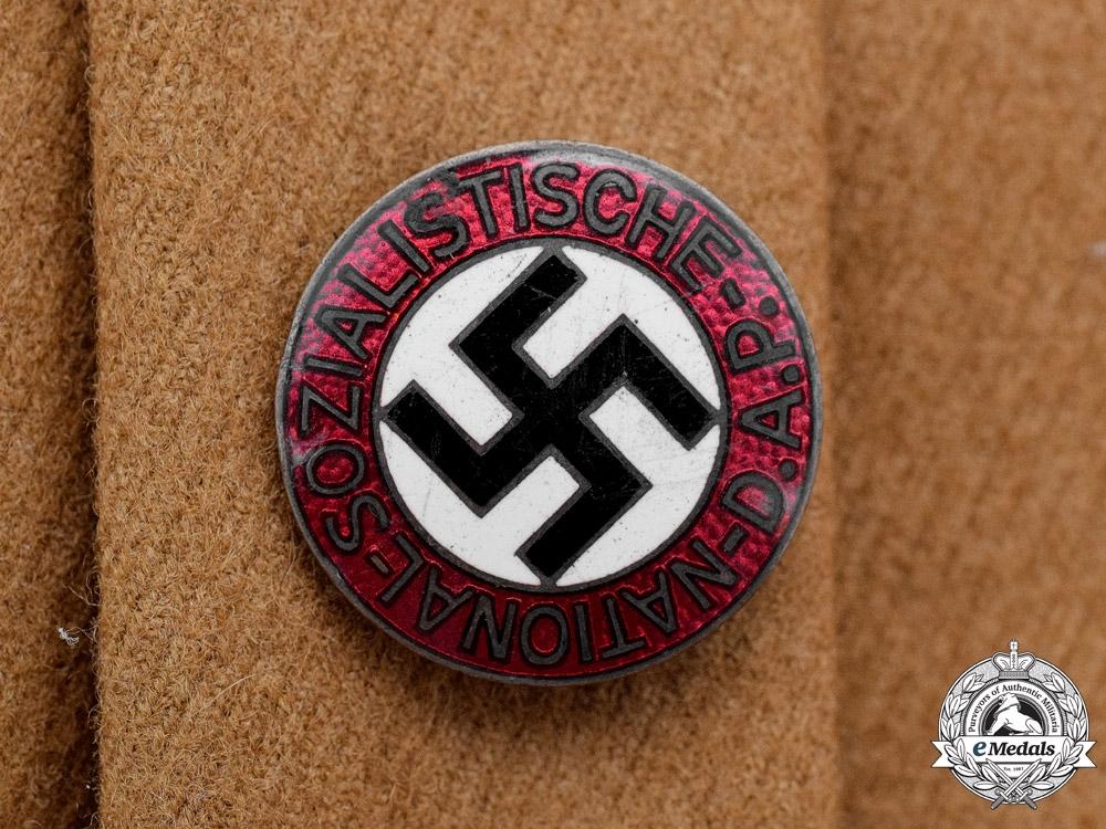Germany. A Decorated Reich/Regional/District Level NSDAP Oberabschnittsleiter Uniform