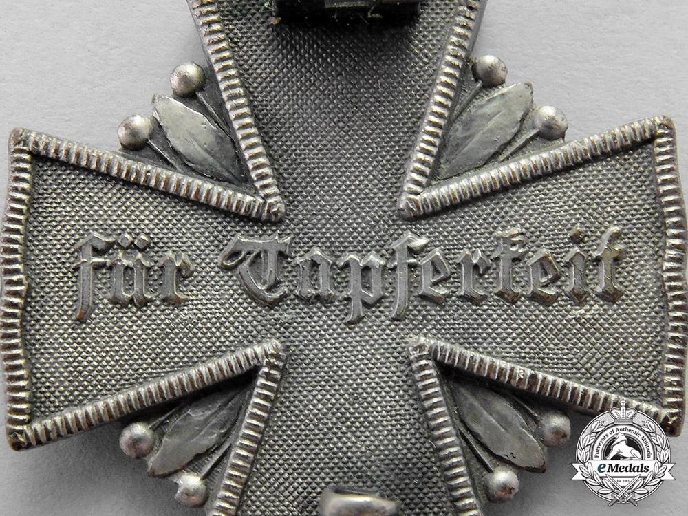 Austria, Imperial. A Carinthia Cross, First Class, c.1919