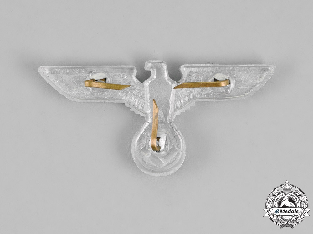 Germany. A SA/Political Cap Eagle by Karl Wurster of Markneukirchen