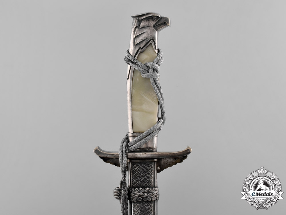 Germany. A Government Official's Dagger, by Alcoso (Coppel Alexander {ALCOSO} Solingen)