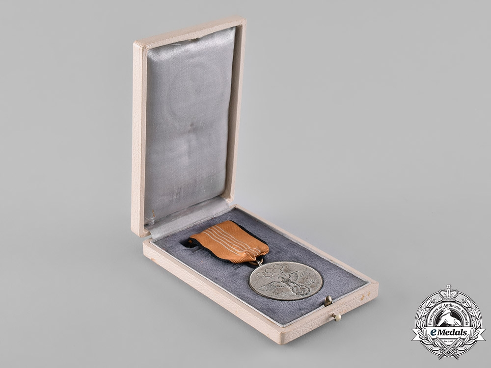 Germany. A Cased 1936 XI Summer Olympic Games Service Medal