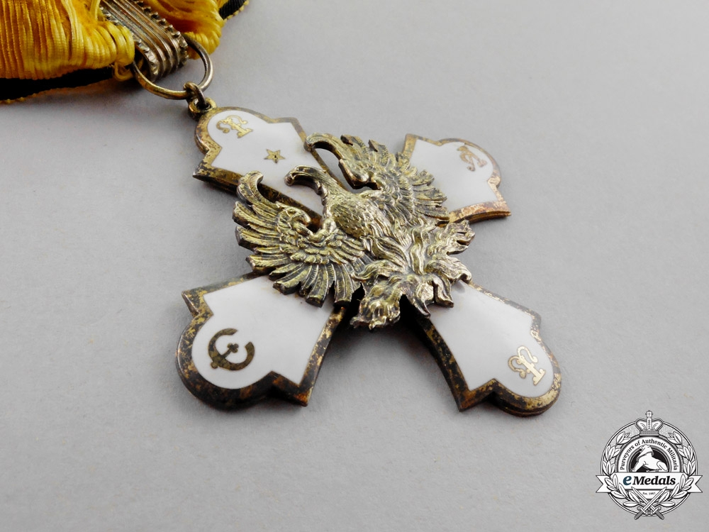 Greece. An Order of the Phoenix, Grand Officer, Type I (1926-1935)