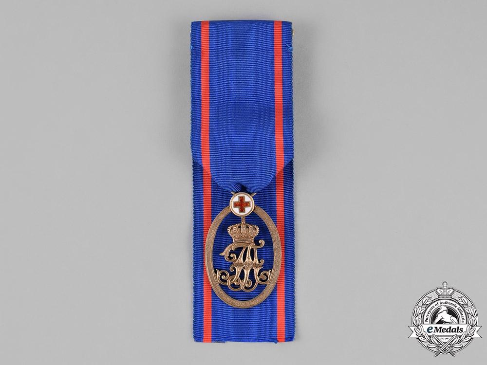 Oldenburg, Grand Duchy. A Red Cross Medal, c.1900