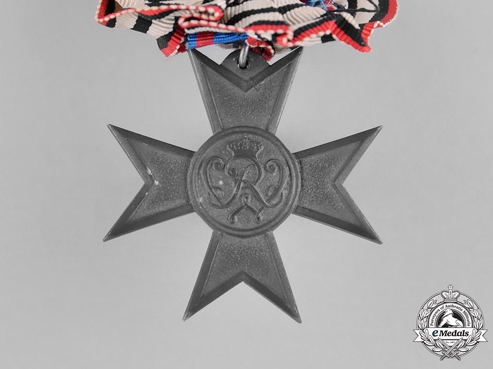 Prussia, Kingdom. A Merit Cross for War Aid