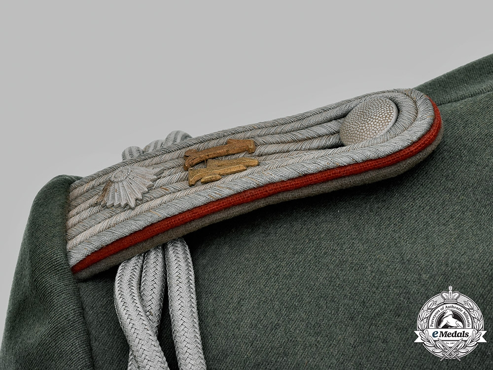 Germany, Heer. A Private Purchase Decorated Oberleutnant Artillery Waffenrock
