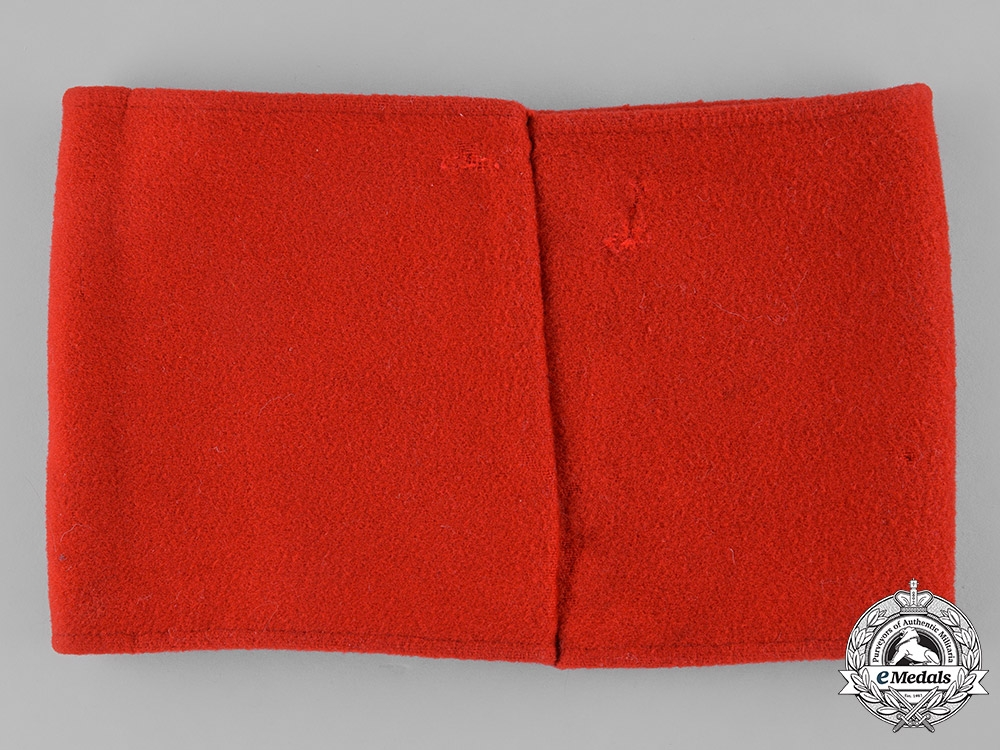 Germany, NSDAP. A Supporter's Armband