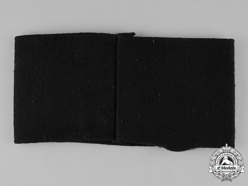 Germany, NS-RKB. A National Socialist Reichs Warrior League (NS-RKB) Member's Armband