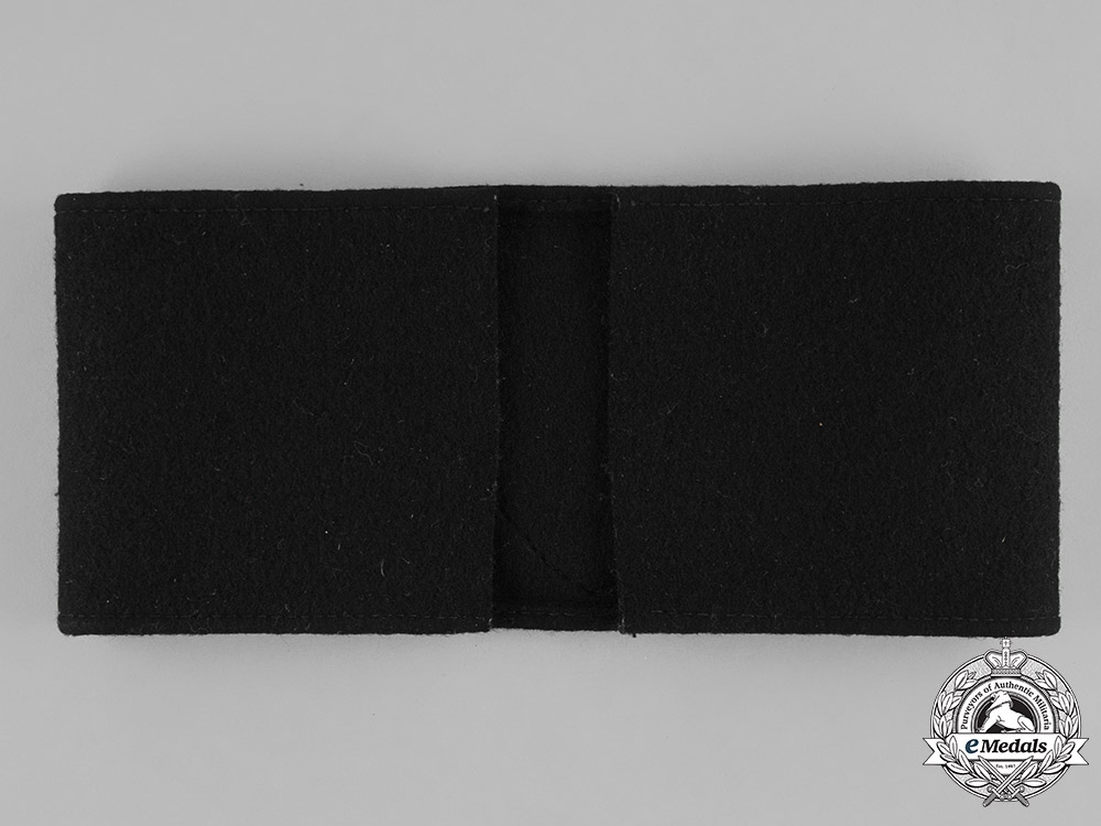 Germany. A Kyffhäuser Veteran's Assocation Membership Armband
