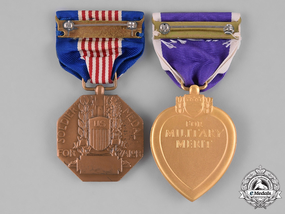 United States. Two Service Awards