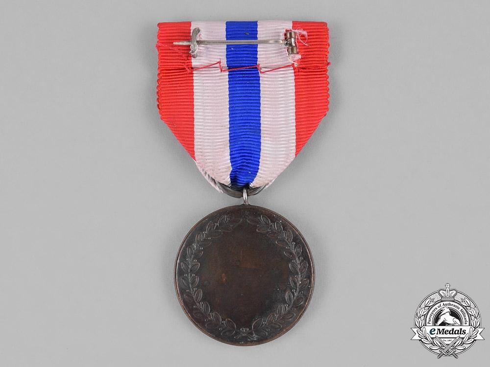 Norway, Kingdom. A Korean Association Medal