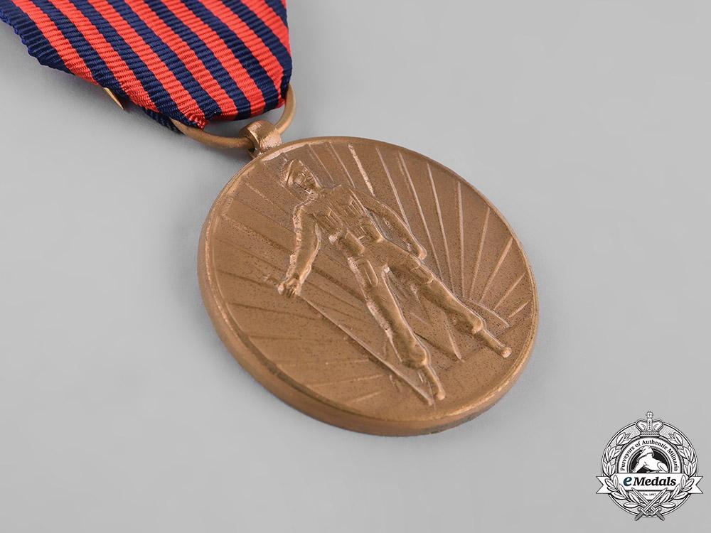 Belgium, Kingdom. A Medal of the Volunteer for the Korean War