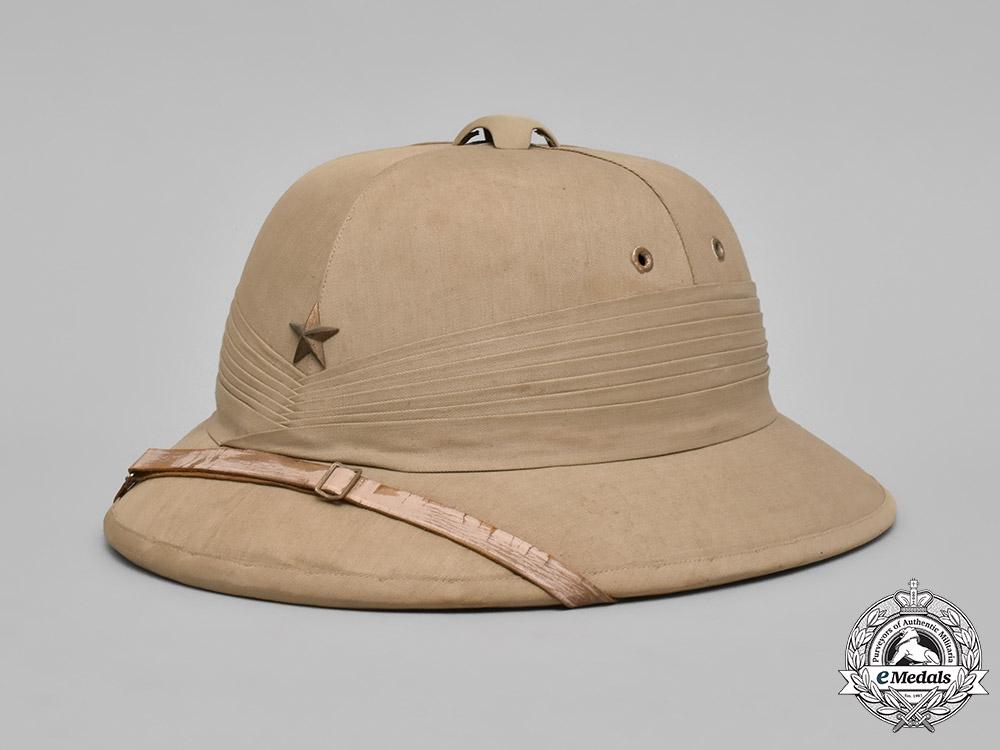 Japan, Imperial. A Pith Helmet, c.1940