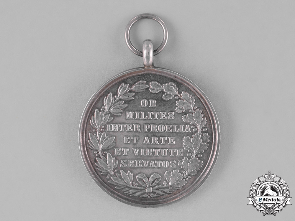 Bavaria, Kingdom. A Military Medical Medal, by Ries and Losch, c.1871