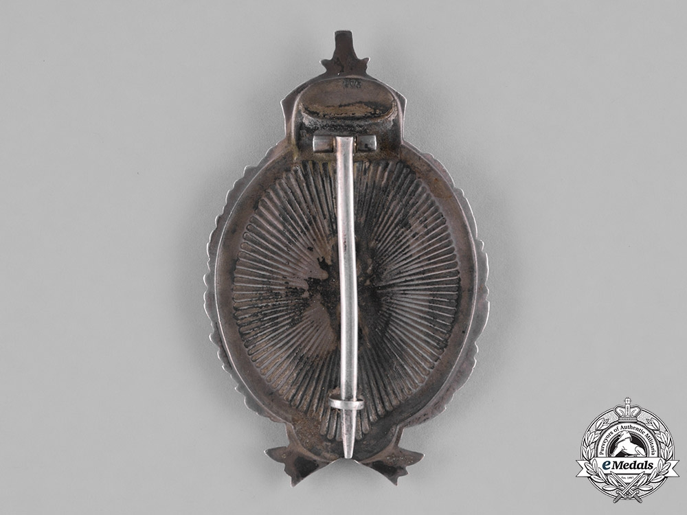 Germany, Imperial. A Prussian Observer's Badge, by Carl Dilenius