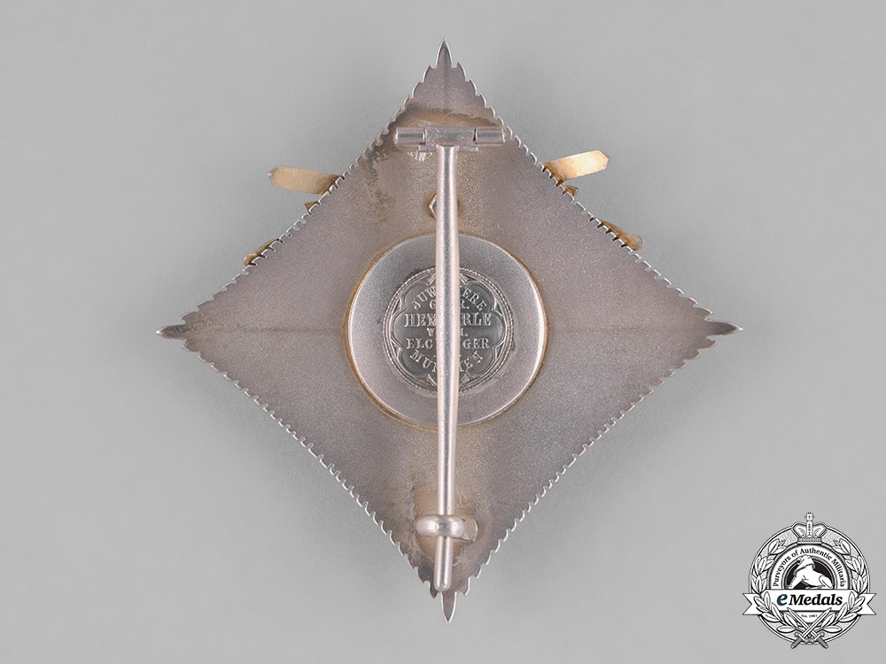 Romania, Kingdom. A House Order of the Ruling House, II Class Grand Officer, c.1941