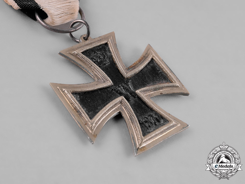 Prussia, State. An 1870 Iron Cross Second Class, Non-Combatant Version