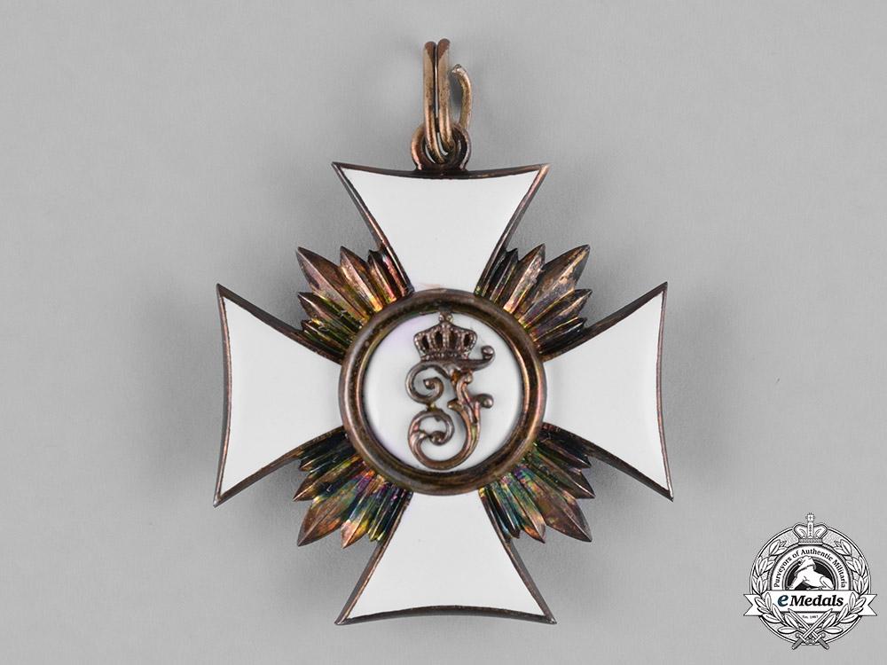 Württemberg, Kingdom. An Order of Friedrich, I Class Knight