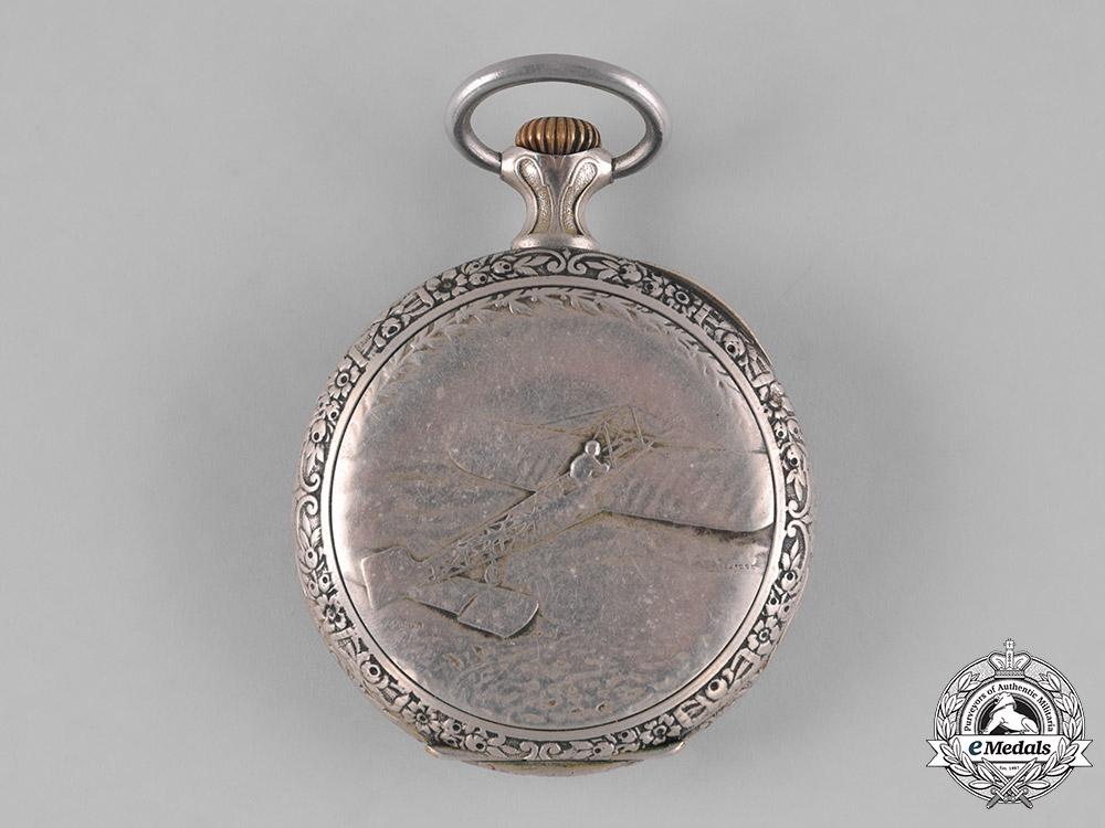 Germany, Luftstreitskräfte. A First War Flieger's Pocket Watch