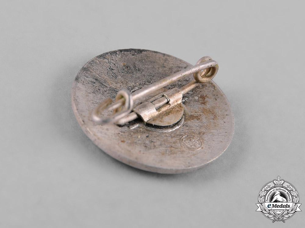 Germany, NSDAP. A Membership Badge, by Rudolf Reiling