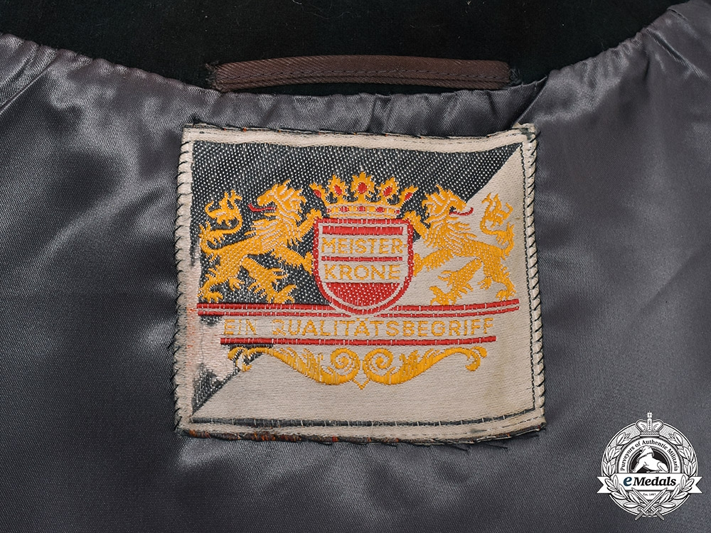 Germany, Wehrmacht. A Wehrmacht Militärverwaltung (Military Administration) Officer's Cape