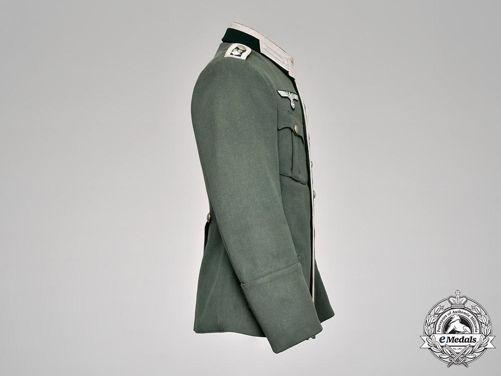Germany, Heer. An Army Infantry Feldwebel's Dress Tunic