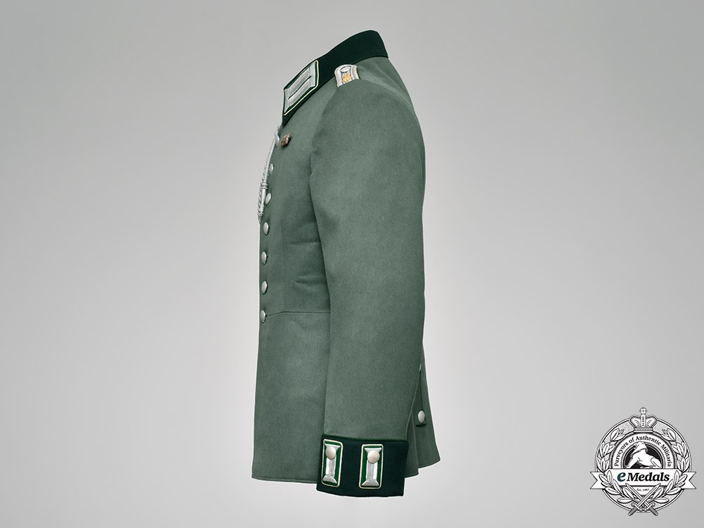 Germany, Heer. A Heersverwaltung (Army Administration) Paymaster Officer's Tunic