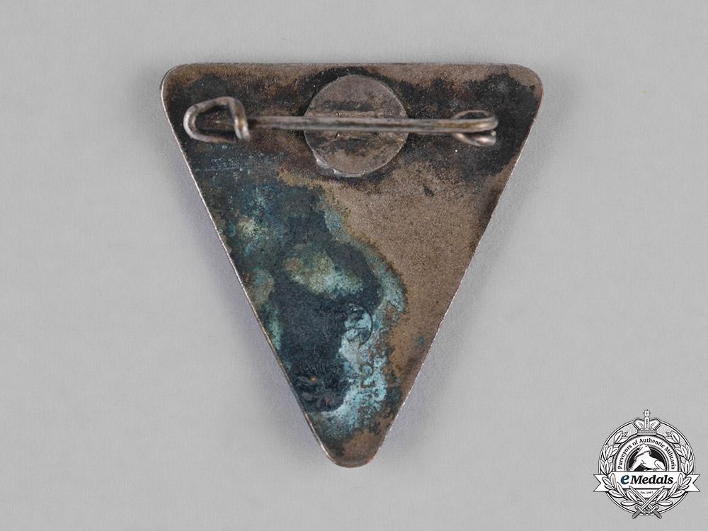 Germany, NS-Frauenschaft. A National Socialist Women's League Leader Badge