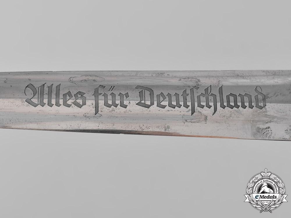 Germany, SA. A Sturmabteilung (SA) Röhm Dagger by Ernst Pack & Söhne