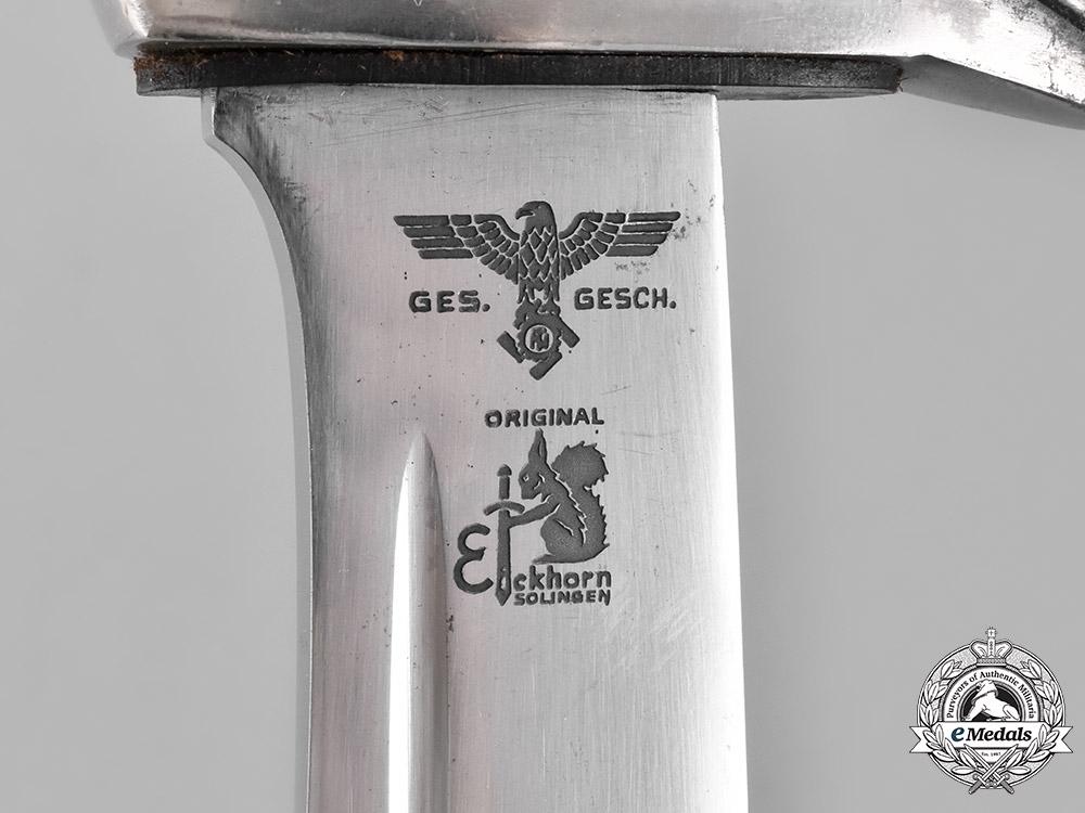 Germany, TeNo. A Technische Nothilfe EM/NCO's Hewer, by Carl Eickhorn