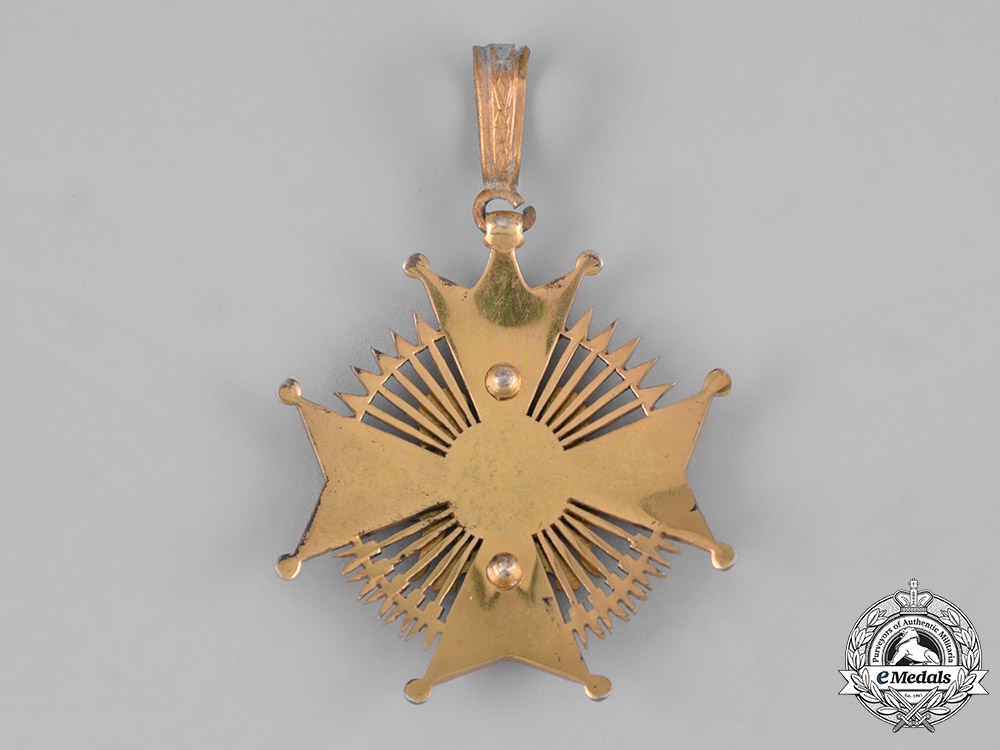 Spain, Franco Period. An Order of Cisneros, Commander, c.1950