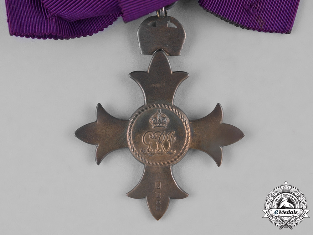 United Kingdom. A Most Excellent Order of the British Empire, (OBE) Ladies Badge, c.1918