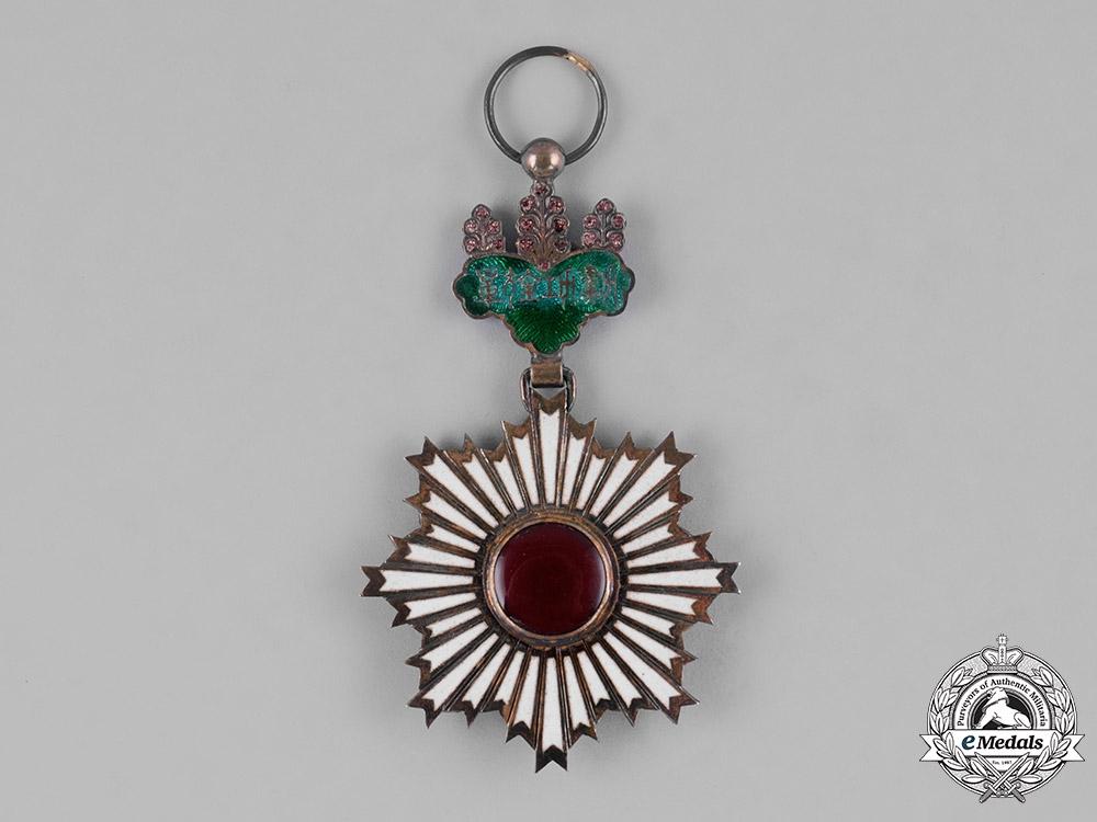 Japan, Empire. An Order of the Rising Sun, IV Class Badge, c.1920