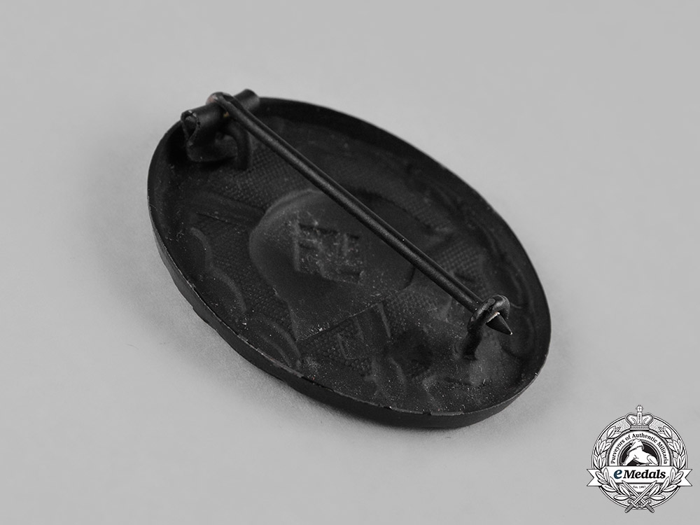 Germany, Wehrmacht. A Black Grade Wound Badge