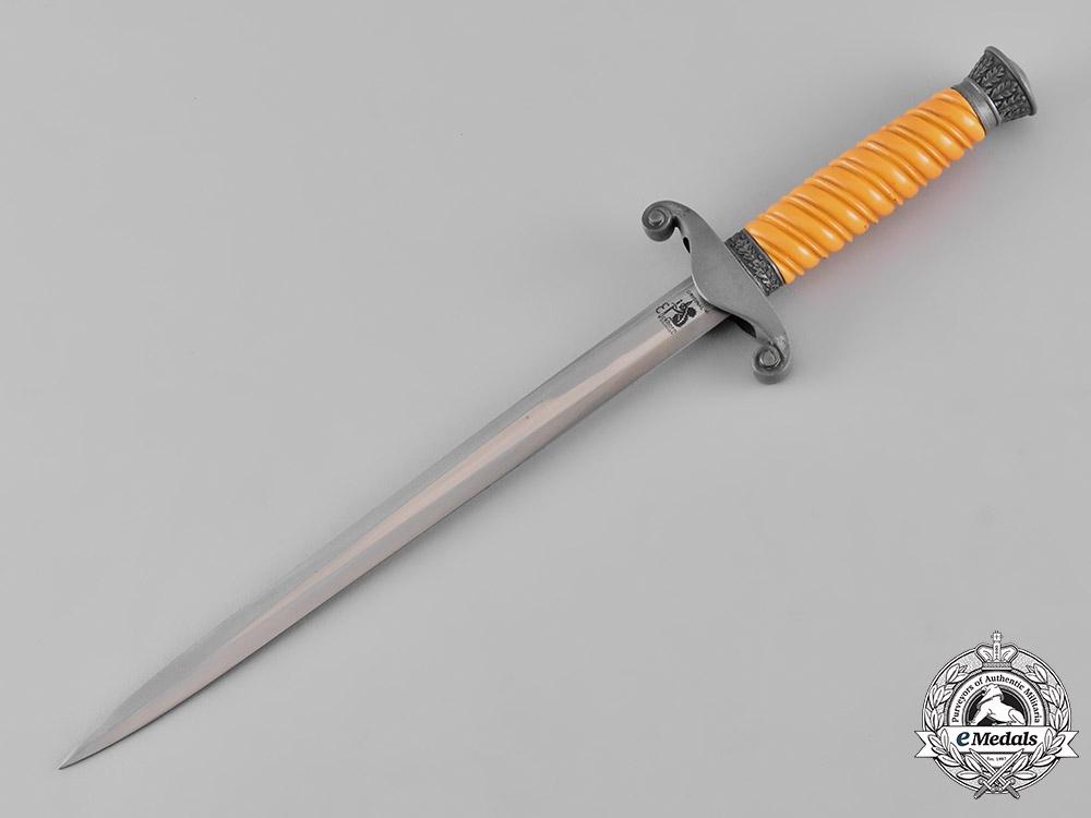 Germany, Heer. An Army Officer's Dagger, by Eickhorn