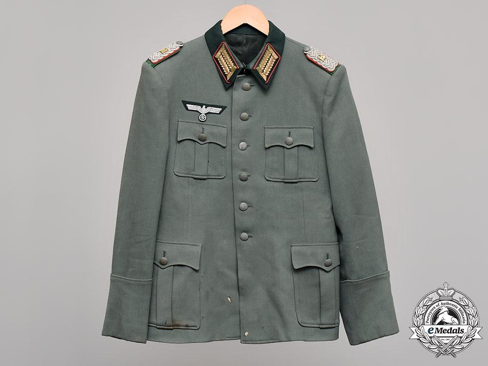 Germany, Heeresverwaltung. A Military Administration (Heeresverwaltung) Officer's Tunic