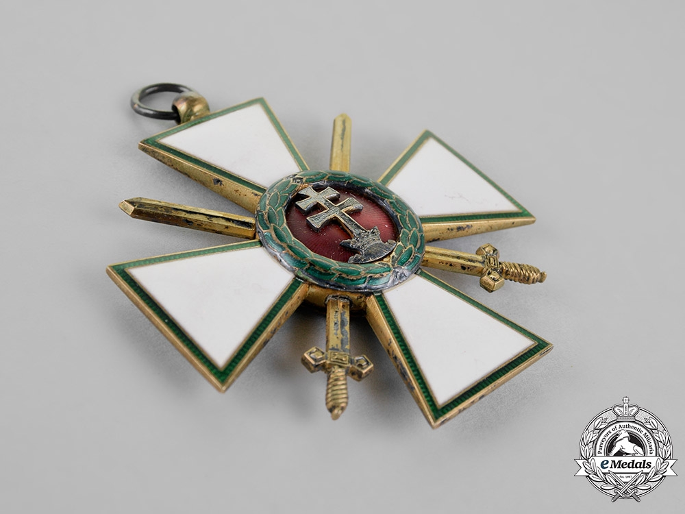 Hungary, Kingdom. An Order of Merit, Grand Cross with Swords, c.1941
