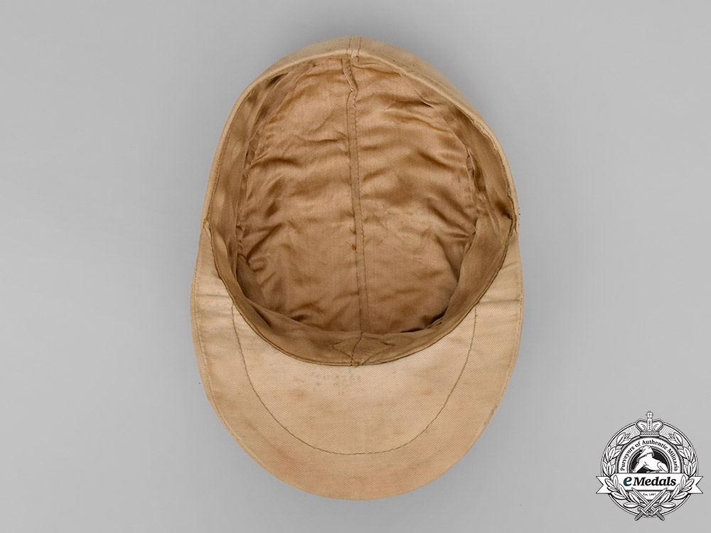 Germany, Kriegsmarine.   An M41 Tropical Field Cap