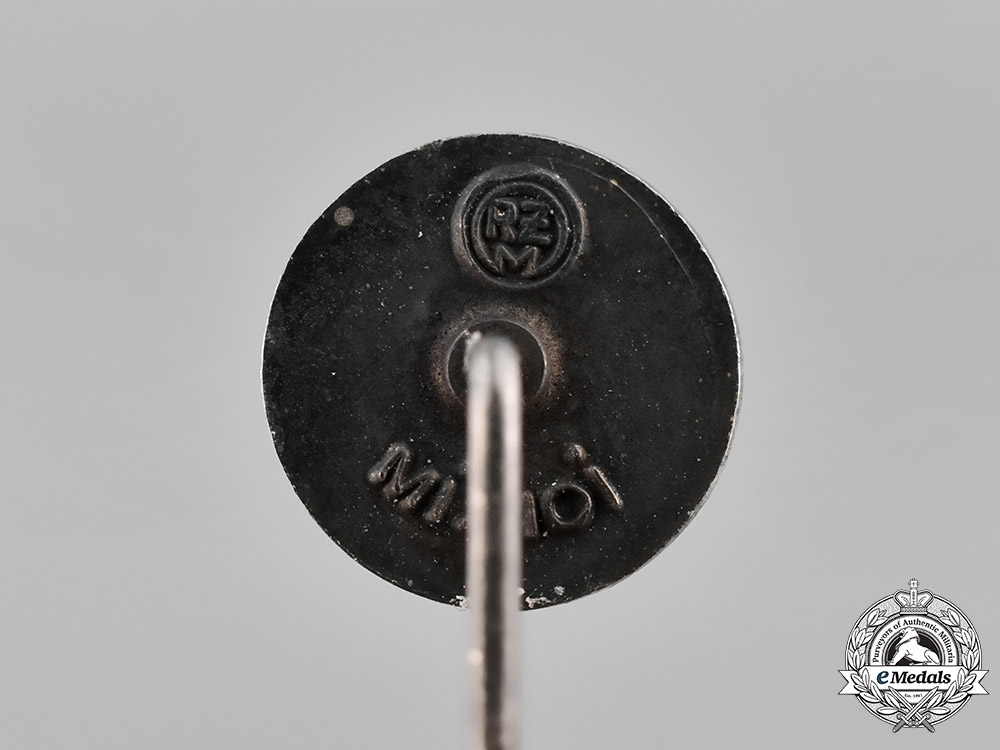 Germany. An SA Stickpin by Gustav Brehmer