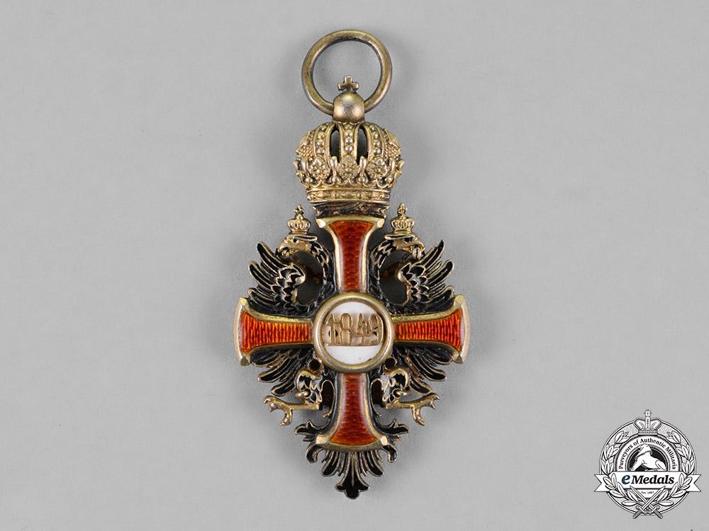 Austria, Empire. A Franz Joseph Order, Knight's Cross, by Vincent Mayer, c.1914