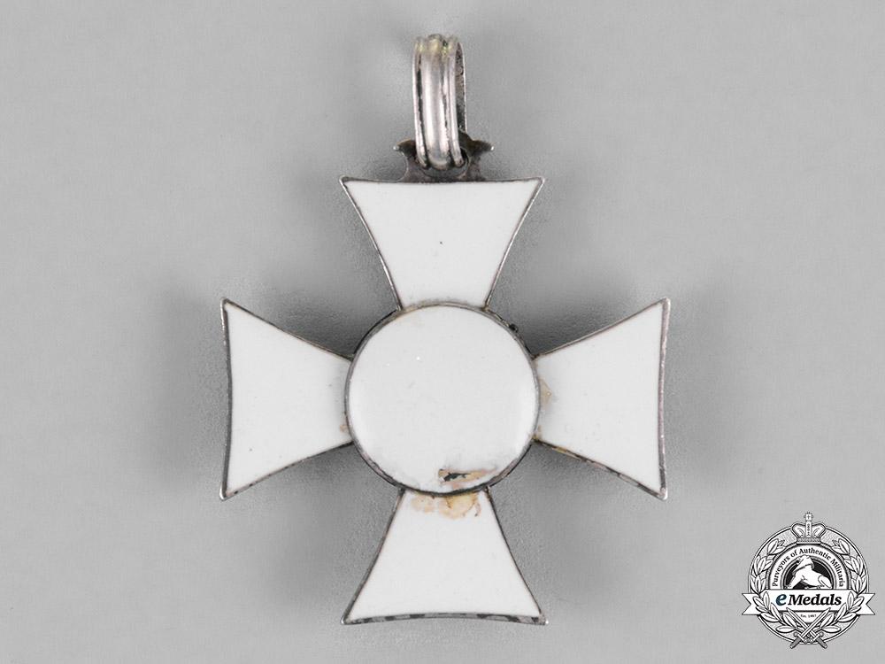 Austria, Empire. A Military Merit Cross, by C. F Rothe, c.1900