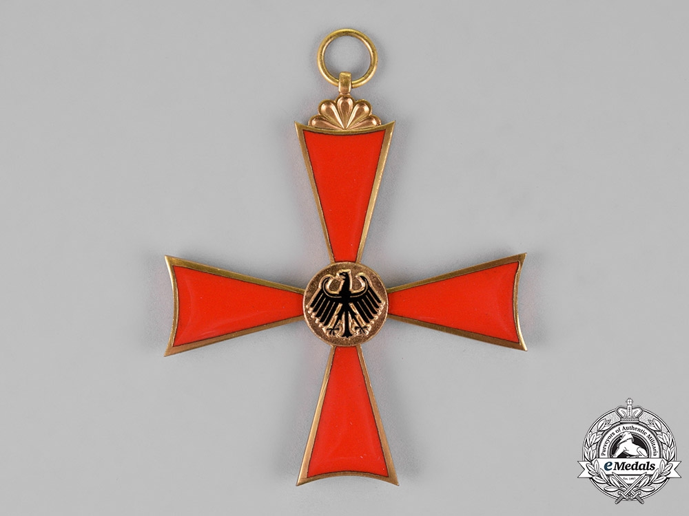 Germany, Federal Republic. An Order of Merit, 1st Class Grand Cross, by Steinhauer & Luck, c.1955