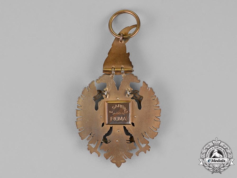 Albania, Italian Protectorate. An Order of Fidelity, Grand Cordon, c.1942