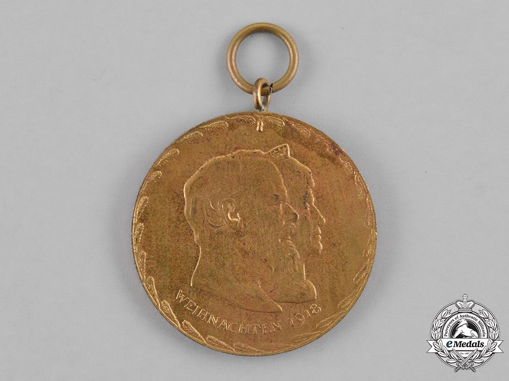 Bavaria, Kingdom. A Golden Jubilee Remembrance Medal, c.1918