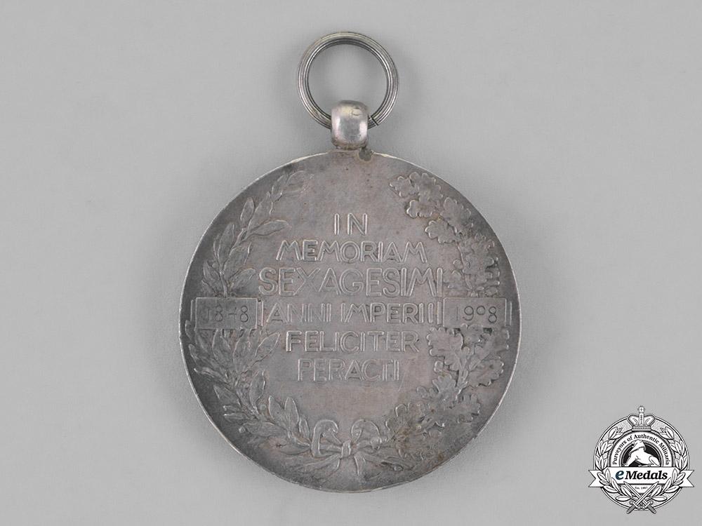 Austria, Empire. An International Jubilee Medal, Silver Grade, c.1898