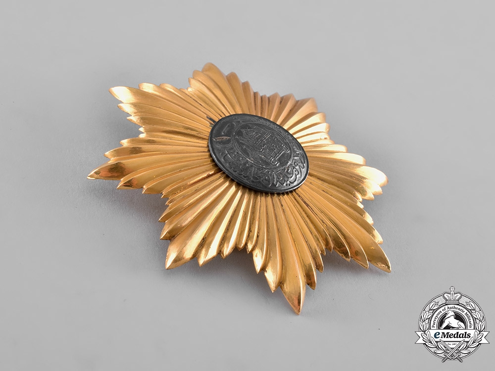 Afghanistan, Kingdom. An Order of the Star, 1st Class Grand Cross, c.1927