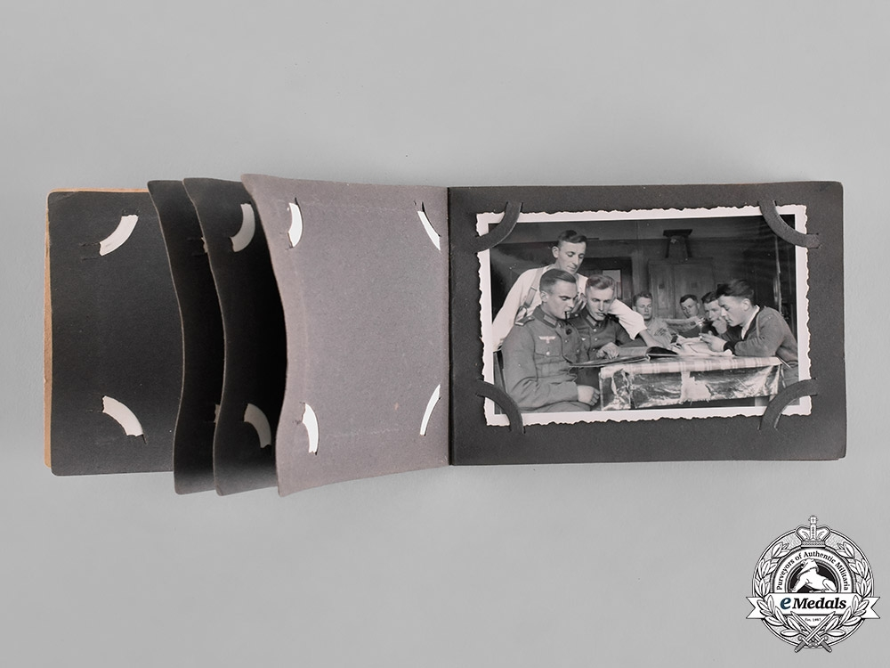 Germany, Third Reich. A Collection of Second War Period Photographs