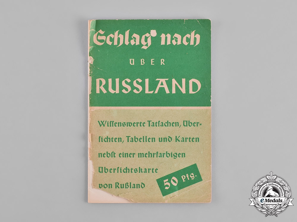 Germany. A Group of Wehrmacht Eastern Front Publications
