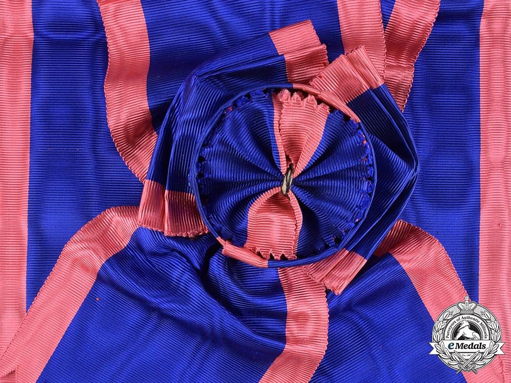 Bavaria, Kingdom. A Royal Merit Order of St. Michael, I Class Grand Cross Sash