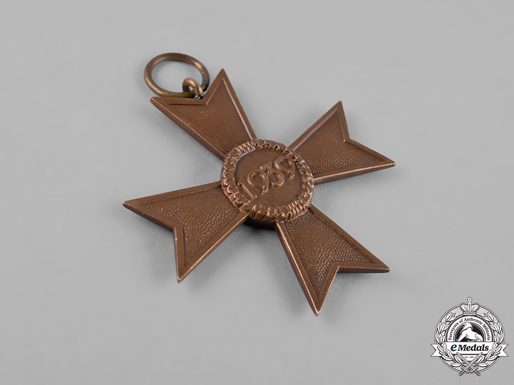 Germany, Wehrmacht. A War Merit Cross, II Class